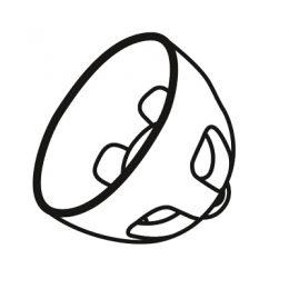 Åben Dome MiniFit – 10 Mm – 10 Pk