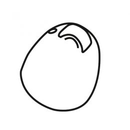 Bas Dome Enkelt MiniFit – 10 Mm – 10 Pk