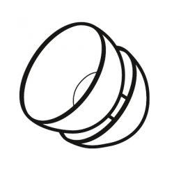 Power Dome MiniFit – 12 Mm – 10 Pk